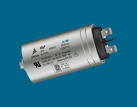 Capacitors and Reactors