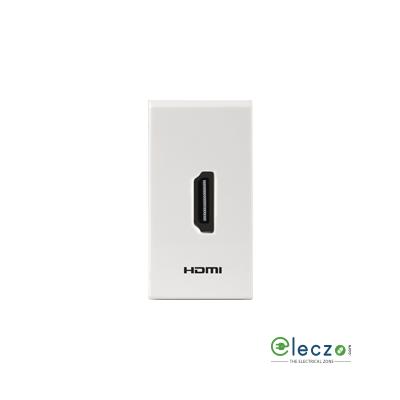 Anchor Roma Urban HDMI Connector White, 1 Module
