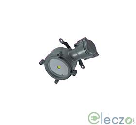 Crompton IP-65 Radiance LED Flameproof Bulk Head/Well Glass 15 W, Cool Day Light