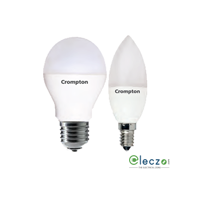 Crompton Smart LED Bulb E27 Base 3 W, Warm White