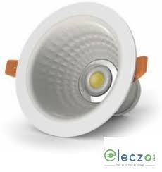 GM Modular G-LUX Q3.5C LED Down Light 5 W, White, Concealed Mounted, Round