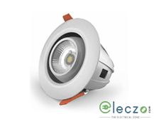 GM Modular G-LUX G6 LED Down Light 6.5 W, Neutral White, Concealed Mounted, Round