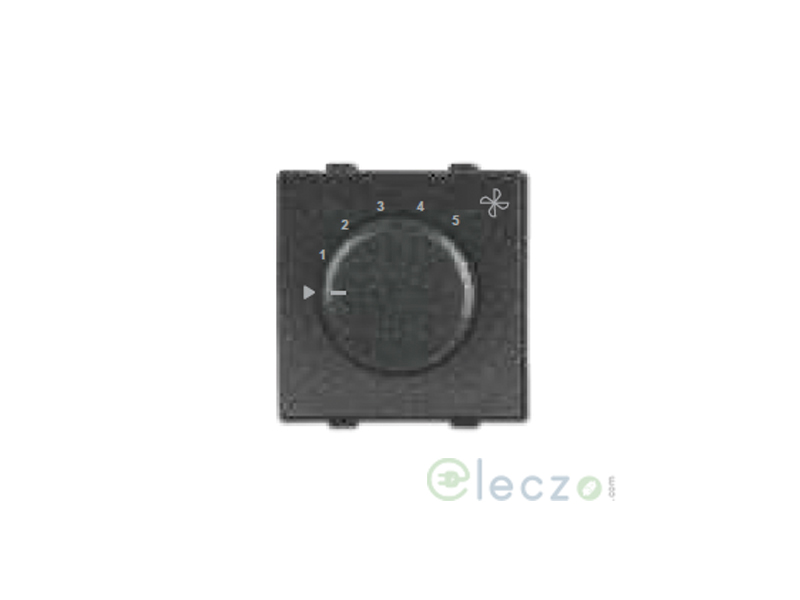 Great White Myrah Mega EME Speed Controller 2 Module, Black, 5 Step