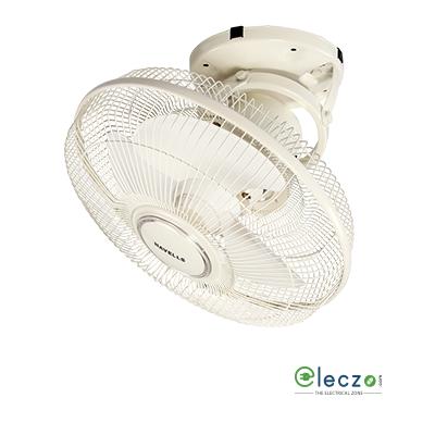 """Havells Ciera High Speed Cabin Fan 300 mm (12""""), Ivory"""