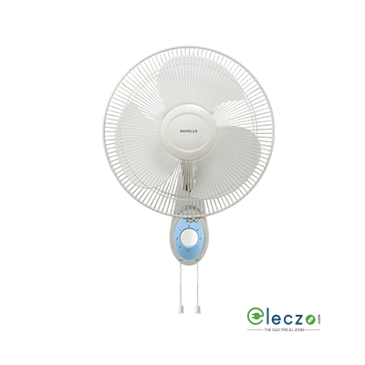 Havells Platina High Speed Wall Fan 400 mm (16''), White