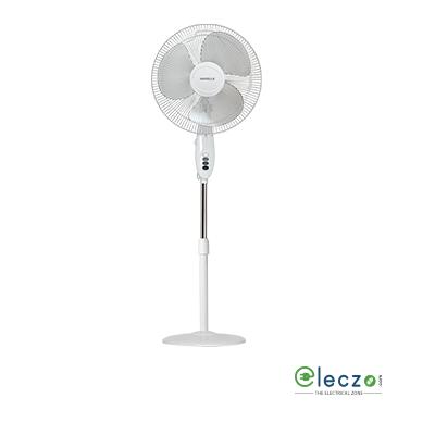 """Havells Swing Pedestal Fan 400 mm (16""""), White"""