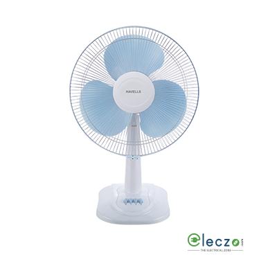 Havells Swing ZX Table Fan 400 mm (16''), White