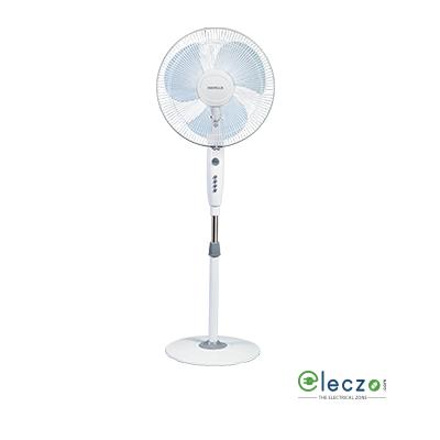 """Havells Trendy Pedestal Fan 400 mm (16""""), Grey"""