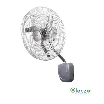 "Havells Turboforce Air Circulator Wall Fan 450 mm (18""), Grey"
