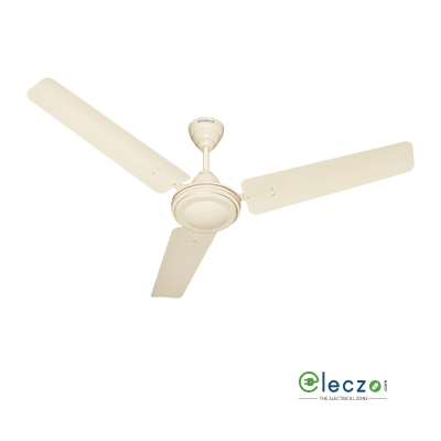 """Havells Velocity Ceiling Fan 1200 mm (48""""), Ivory, 3 Blade"""