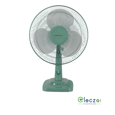 Havells Velocity Neo Table Fan 400 mm (16''), Grey