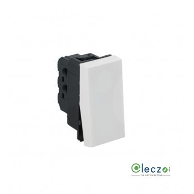 Legrand Arteor SP Switch (Square) 6 A, White, 1 Module, 1 Way
