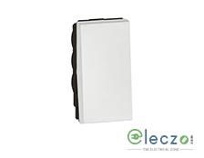 Legrand Arteor SP Switch (Square) 20 A, White, 1 Module, 1 Way