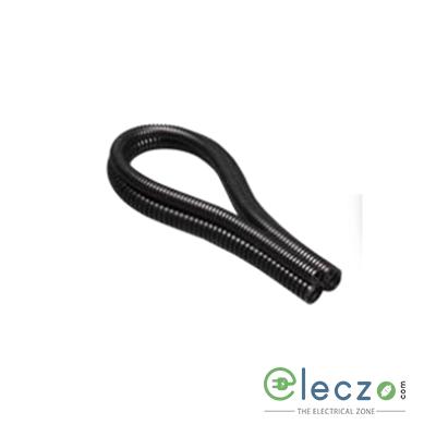 Precision Corrugated Flexible Conduit Pipe (NYLON) Polyamide 10 mm, Grey
