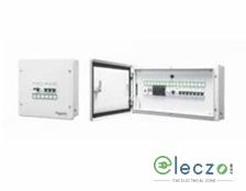 Schneider Electric Acti 9 Distribution Board 12 Way, 12 Module, SPN, Single Door, IP 30