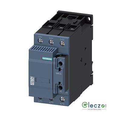 Siemens 3RT Capacitor Duty Contactor 75 kVAr, 230VAC, 1 NO + 1 NC