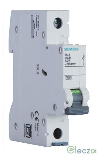 Siemens Betagard 5SL MCB 20 A, 1 Pole, 7.5 kA, B-Curve