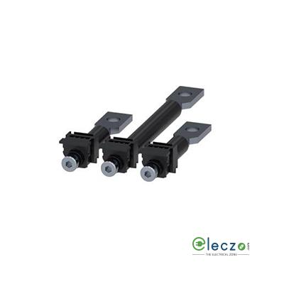 Siemens Sentron Rear Terminals Flat For 3 Pole MCCB (1 Set = 2 Short + 1 Long) Suitable For 100 to 250A, 3VA20/21/22 MCCB