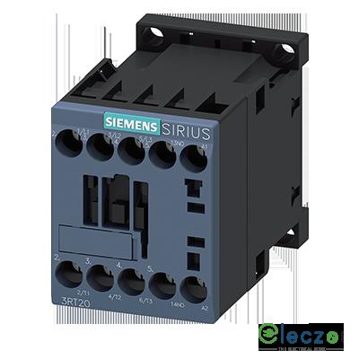 Siemens Sirius 3RT2 Power Contactor Screw Terminal 7A, 3 Pole, 230VAC, 1 NC, AC3 Duty