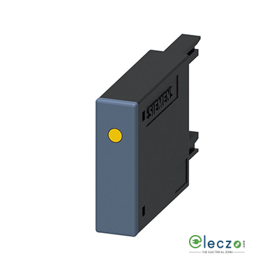 Siemens Sirius Surge Suppressor, Varistor With LED, 127-240 V AC/70-150 V DC, Suitable For 3RT201 & 3RH20 Contactor, Size S00