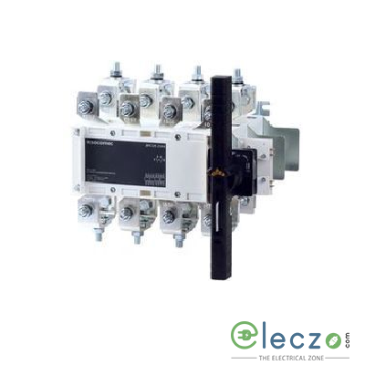Socomec ByPass Changeover Switch (BPCOS) 125 A, Open Execution, 4 Pole, 415 V AC