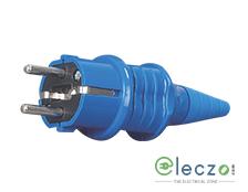9 Electric Schuko Plug 16 A, 2 Pin