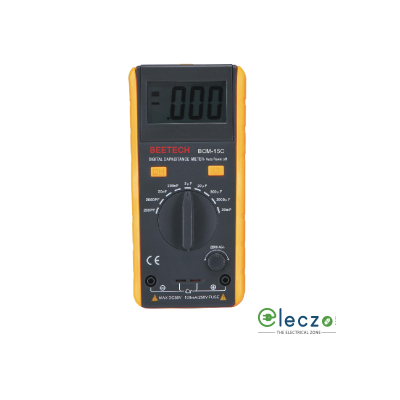 Beetech BCM 15C Digital Capacitance Meter, 20mF