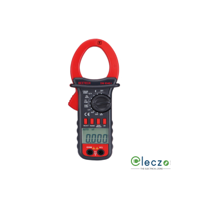 Beetech DM 6046+ Trms Digital Clamp Meter, 1000 V DC, 700 V AC, 1000 A AC/DC
