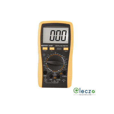 Beetech H 801 Digital Multimeter 750 V AC, 1000 V DC, 20 A AC/DC