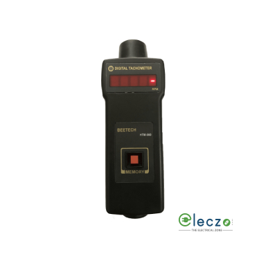 Beetech HTM 560 Non-Conact Digital Tachometer, 100000 RPM