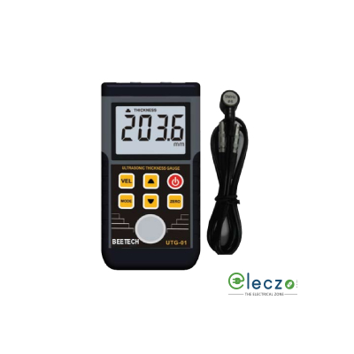 Beetech UTG-01 Ultrasonic Thickness Gauge Measuring Range 1.2 to 220mm