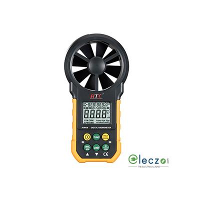 HTC Instruments AVM-06 Anemometer Air Velocity Range 40.00 m/s