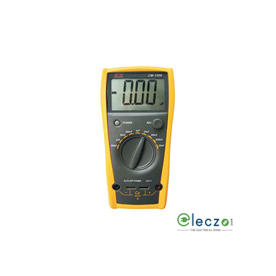 HTC Instruments CM-1500 Capacitance Digital Meter 20mF