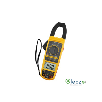 HTC Instruments CM-2056 Digital Clamp Meter with Temperature & Frequency 750 V AC, 1000 V DC, 1000 A AC/DC