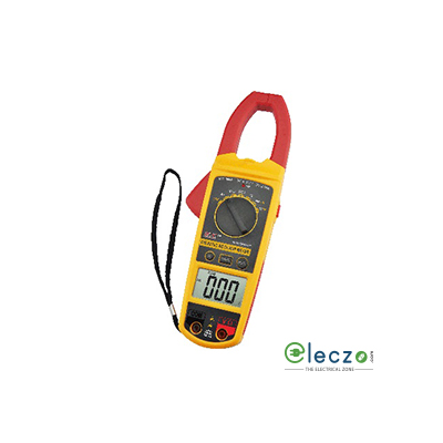 HTC Instruments CM-2070C Digital Clamp Meter with Temperature 750 V AC, 1000 V DC, 1000 A AC