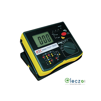 HTC Instruments 6250IN Digital Insulation Tester 5kV-200GΩ, 600 V AC