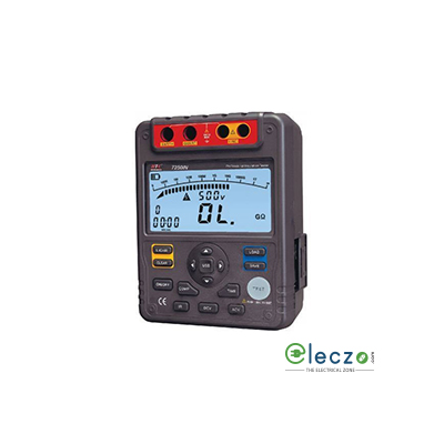 HTC Instruments 7250IN Digital Insulation Tester 5kV-1000GΩ, 600 V AC