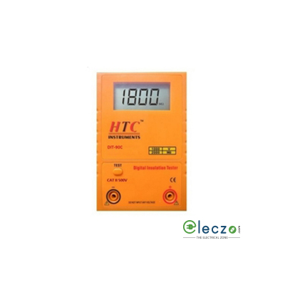 HTC Instruments DIT-90 Digital Insulation Tester 2000MΩ, 1000 V AC