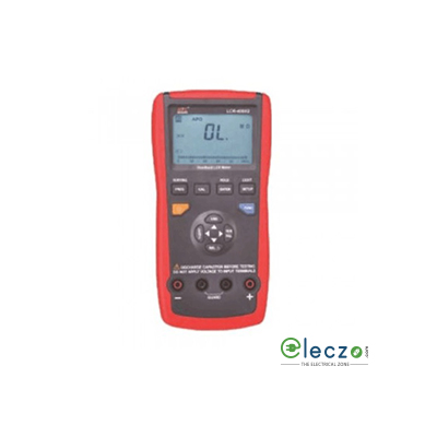 HTC Instruments LCR-4080Q Digital LCR-Q Meter 1000H, 20mF, 10MΩ