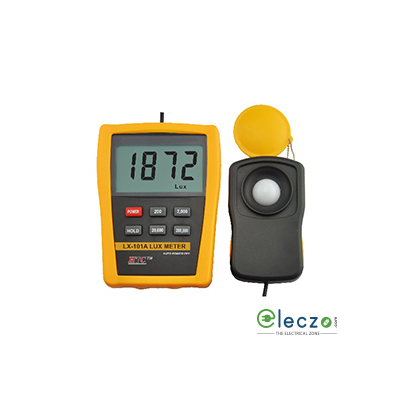 HTC Instruments LX-102A 200,000 Digital LUX Meter+FC