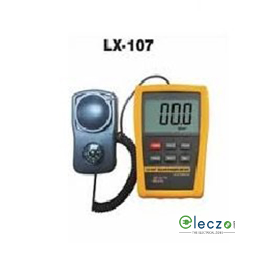 HTC Instruments LX-107 100,000 Solar LUX Power Meter