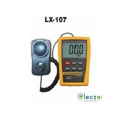 HTC Instruments LX-107 100,000 Solar LUX Power Meter