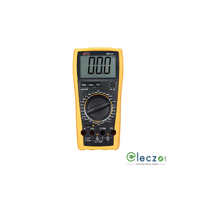 HTC Instruments DM-23 4½ Digital Multimeter 750 V AC, 1000 V DC, 20 A AC/DC