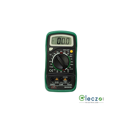 HTC Instruments DM-830L Digital Multimeter 600 V AC/DC, 10 A DC
