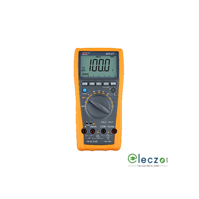 HTC Instruments DM-87 VSD Digital Multimeter 750 V AC, 1000 V DC, 20 A AC/DC