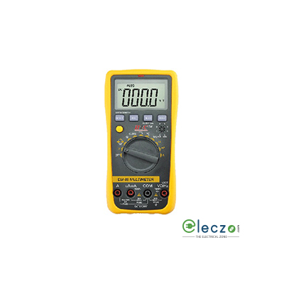 HTC Instruments DM-88 Logic Digital Multimeter 750 V AC, 1000 V DC, 20 A AC/DC