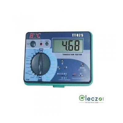 HTC Instruments TT-825 Digital Transistor Tester 1000 V AC
