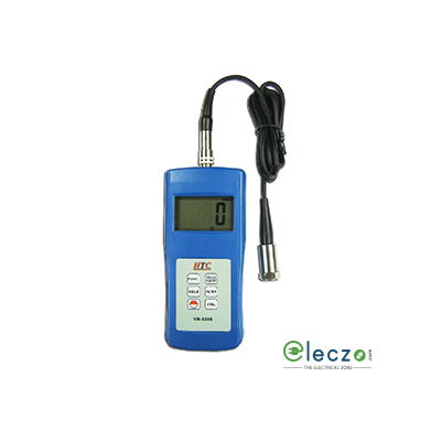 HTC Instruments VB-8205 Digital Vibration Meter, 10KHz Acceleration