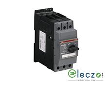 ABB Manual Motor Starter 80 - 100 A, 50 kA, O/L, S/C & Phase Loss Protection