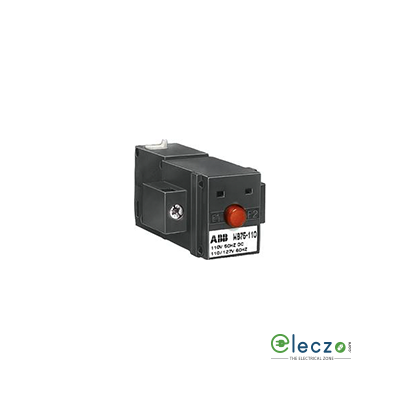 ABB WB75-A Mechanical Latching Unit 24 V AC/DC, Suitable For N, NF, NL, A9-A75 & AF09 to AF65 Contactor